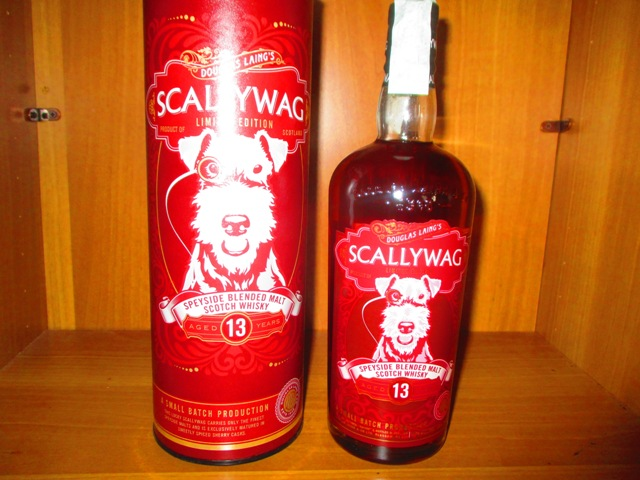 Scallywag 13 Years